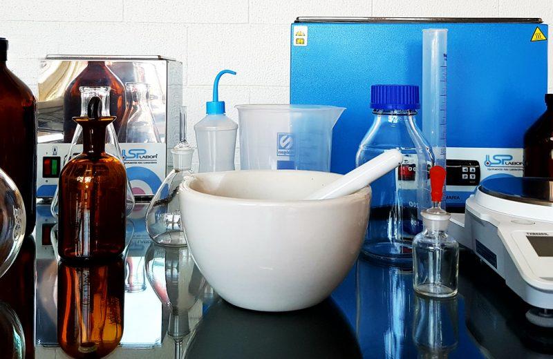 50 Materiais Utilizados em Laboratório de Química. Confira!