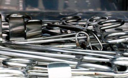 Autoclave –  Esterilização de Materiais.