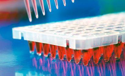 Centrífuga para Laboratório com Microplacas de PCR