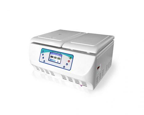 Para qual finalidade usamos uma Centrífuga Refrigerada?