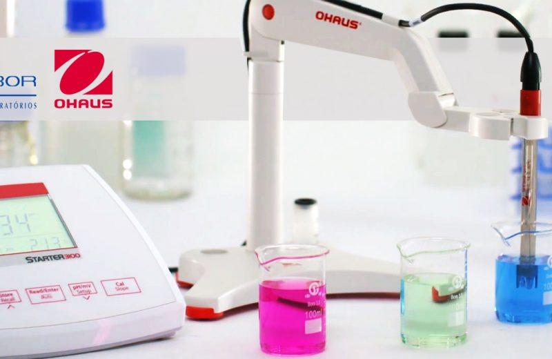 pHmetro Ohaus- Confiabilidade e Precisão em Suas Medições.