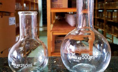 Principais Vidrarias de Laboratório de Química- Confira