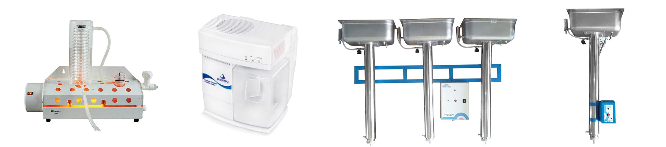 Destilador de Água – Conheça a  Função.
