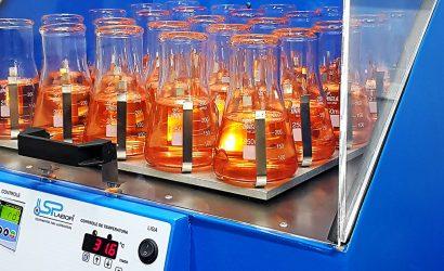 Agitador Kline, Microplacas e Tubos -Agitação em Diversos Laboratórios.