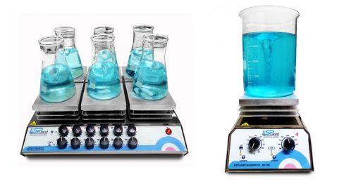 10 Equipamentos Básicos para montar um Laboratório de Química.