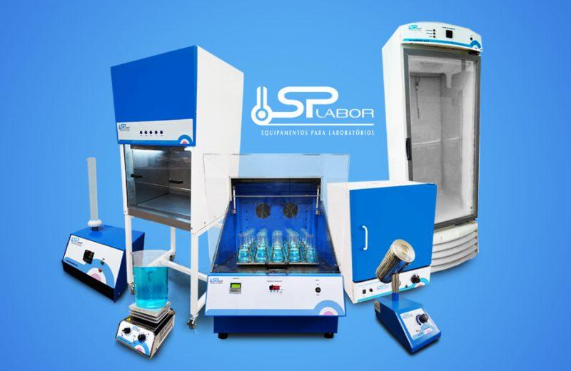 Variedade de Produtos para Laboratório em um só local.