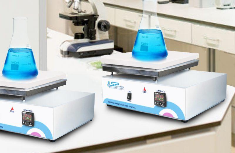 Chapa Aquecedora para Laboratório – Guia do Comprador.