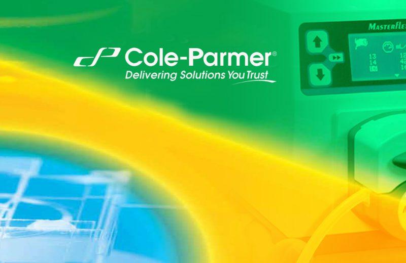 Cole- Parmer Brasil- Parceria de Sucesso.